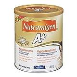 Nutramigen A+ Hypoallergenic Infant Formula, Powder, 454g