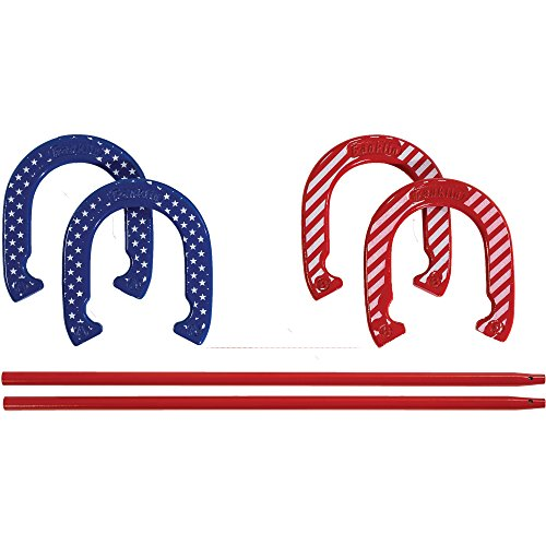 Franklin Sports American Series Horseshoe Set by Franklin Sports