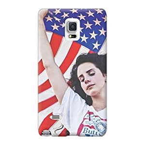 Samsung Galaxy Note 4 Byd9154jwoq Support Personal Customs Attractive Lana Del Rey Ride Series Protective Hard Phone Cover -RobAmarook