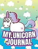 My Unicorn Journal: Cute Unicorn School Notebook