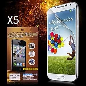 Protective HD Screen Protector for Samsung Galaxy S4 mini 9190(5PCS)