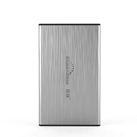 Caja De Aluminio HDD De 2.5 Pulgadas USB 3.0 A Sata 6Gbps Soporte ...