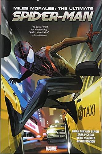 Amazon Com Miles Morales Ultimate Spider Man Omnibus Miles