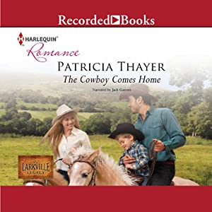 The Cowboy Comes Home Audiobook