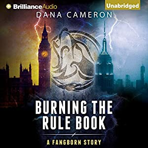 Burning the Rule Book Audiobook