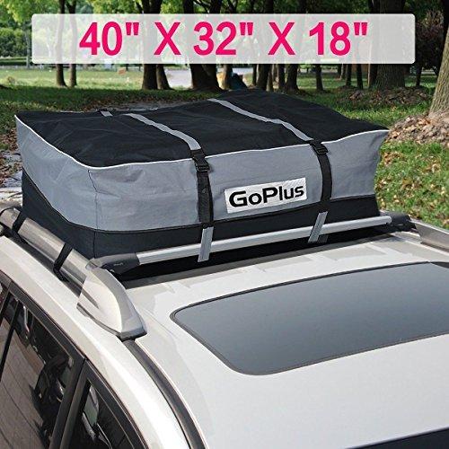 Top Waterproof Luggage Travel Cargo Rack Storage Bag