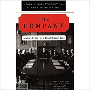 The Company Audiobook