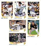 2013 Topps Mini Baseball Pittsburgh Pirates