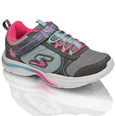 Fermeture Game Confortable Skechers Kicks Filles Enfants Scratch 8IwXXqE1r