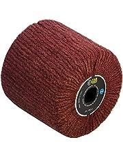 Fartools 110873 - borstel van kunstvezel voor slijpmachine REX120, diameter 120 mm zwart