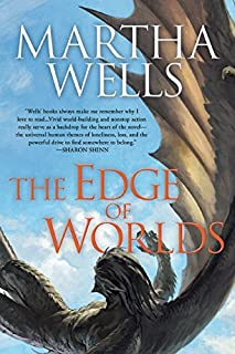 Book Cover: The edge of worlds