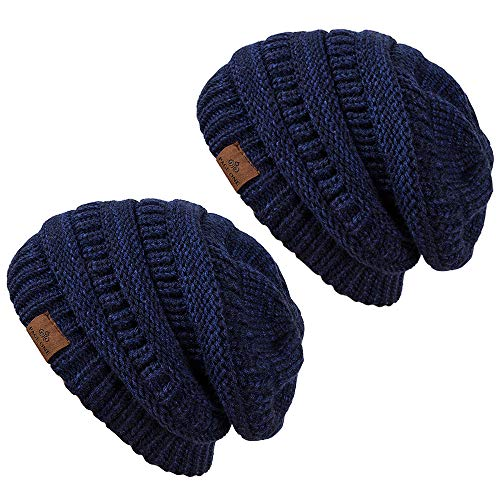 Unisex Beanie Cap Dawg Pound Trendy Cuffed Skull Knit Hat Soft Daily Beanies Skully Caps