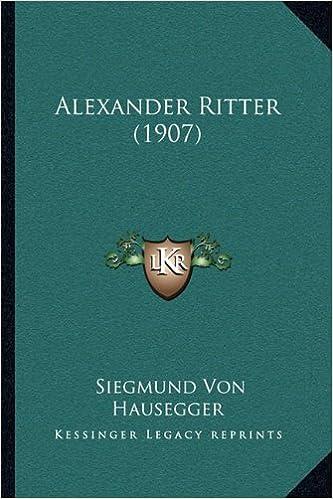 Alexander Ritter (1907)