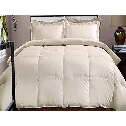 Hotel Grand 800tc Down Alternative Comforter: Smoke/Full-Queen