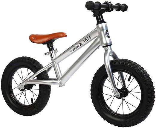 ZGYQGOO Los niños de 2 a 6 años Pueden IR en Bicicleta Pedal de ...