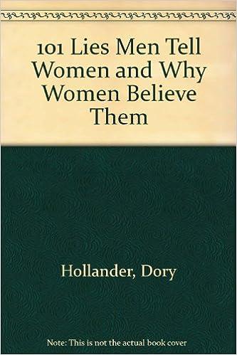 101 lies men tell women
