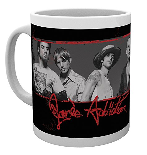 10oz Janes Addiction Band Mug