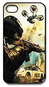 LZHCASE Personalized Protective Case for iphone 4/4s - Call Of Duty