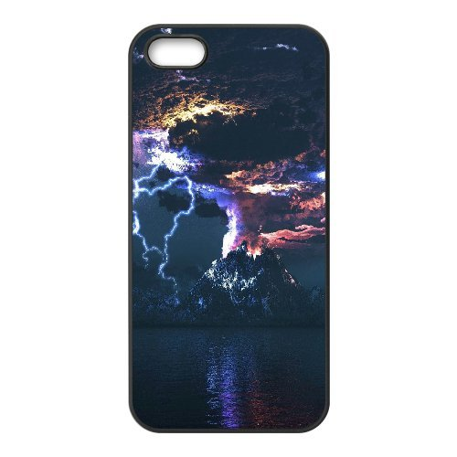 """SYYCH Phone case Of Volcanic Eruptions Cover Case For iPhone 6 Plus (5.5"""")"""