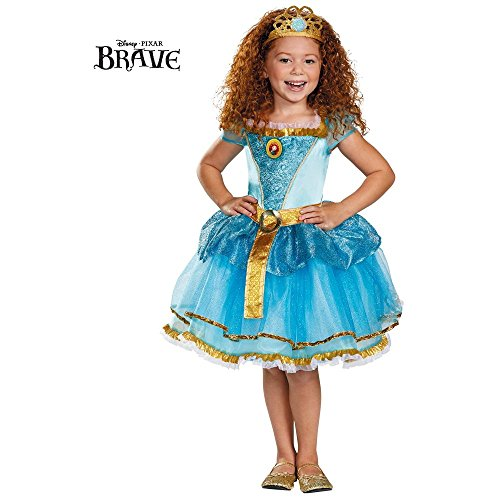 Disguise Disney Pixar Brave Merida Tutu Prestige Girls