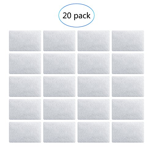 20 Pack CPAP Filters ResMed Premium Disposable Air Filter, Universal Replacement Filter Fits ResMed Airsense10, Aircurve10, Airstart,ResMed S9 Series CPAP Standard Machines