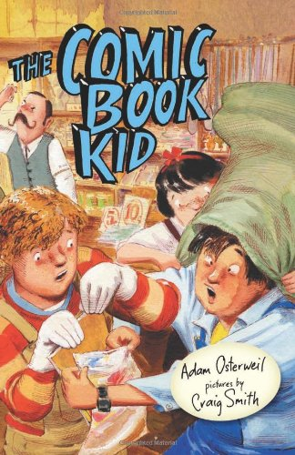 The Comic Book Kid