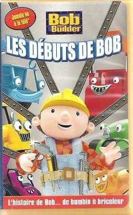 Bob The Builder Les Debuts De Bob Vhs Version Francaise