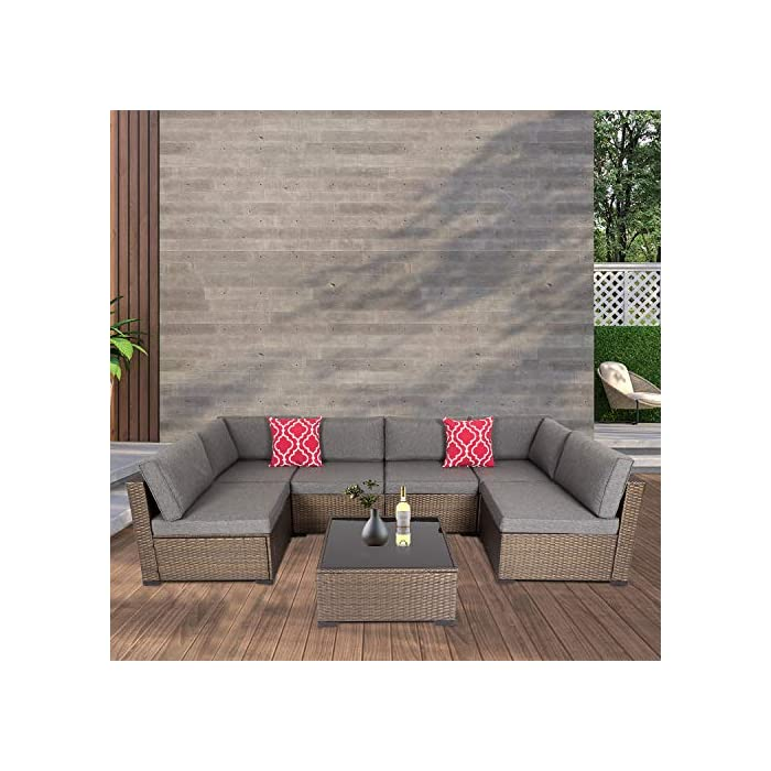 Kinbor Outdoor Furniture Set