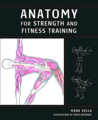 Amazon Anatomy For Strength And Fitness Training An