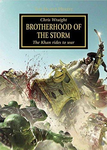 Download Brotherhood of the Storm: The Khan Rides to War - The Horus Heresy Novella Hardcover (Warhammer 40,000 40K 30K) ebook