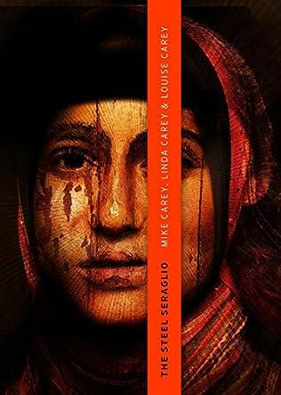 book cover of The Steel Seraglio