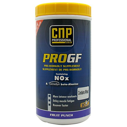 Cnp Professional Pro G.f. with Nox Dietary Supplement, Fruit Punch, 2.78-Pound