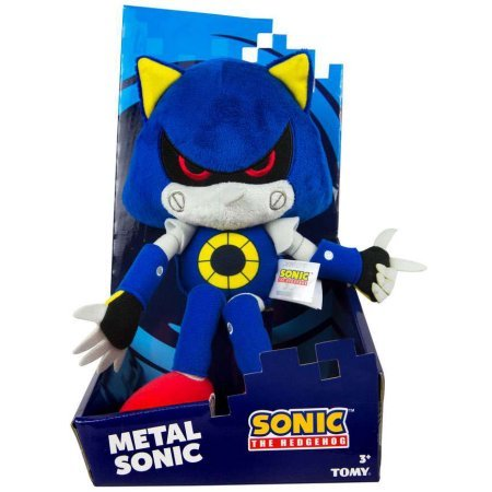 Sonic Boom Classic 12 Inch Plush Teddy - Recieve Either a Sonic Or Tails At Random- T22538A