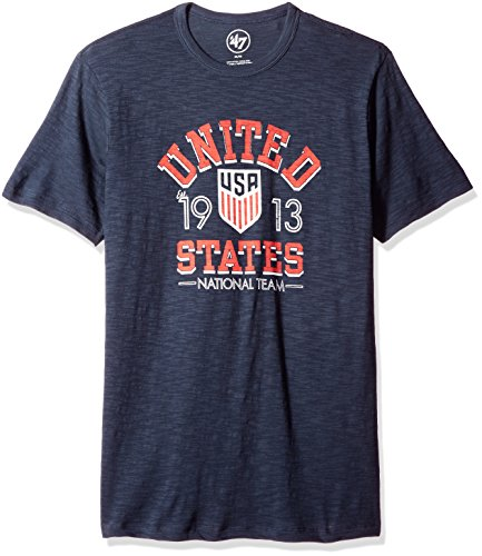 World Cup Soccer United States Men's '47 Scrum Tee