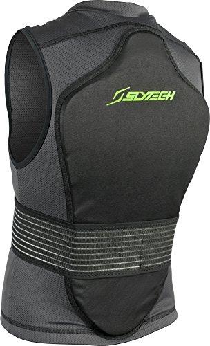 Slytech Protection Backpro One Mini Vest, XX-Small, Green/Black by Slytech Protection