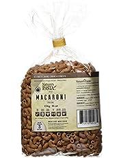 Nature's Farm Organic Spelt Macaroni Egg Pasta, 454 Grams