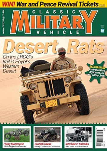Classic Military Vehicle (Classic Vehicle Parts)