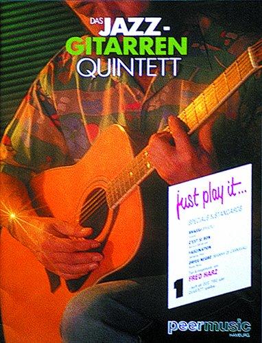 Das Jazz-Gitarren Quintett (Noten)