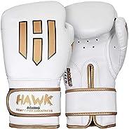 Hawk Sports HWK Boxing Gloves for Men & Women Training Pro Punching Heavy Bag Mitts UFC MMA Muay Thai Spar