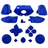 ModFreakz™ Full Button Set Thumbsticks Solid Blue For Xbox One Model 1537 Controllers