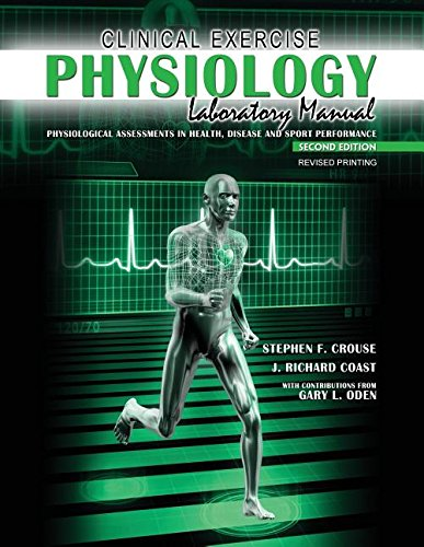 Clinical Exercise Physiology Lab.Manual