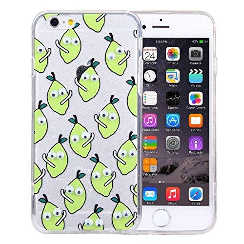 Phone Taschen & Schalen Für iPhone 6 Plus & 6s Plus Sullivan Cartoon Pattern Transparente weiche TPU Schutzhülle Fall ( SKU : IP6P0677B )