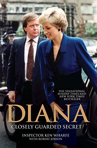 Diana - A Closely Guarded Secret cover