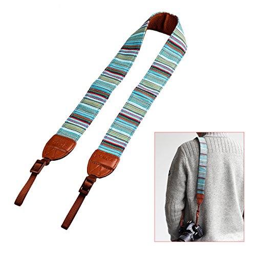 TARION Shoulder Vintage Multi color Pinstripe