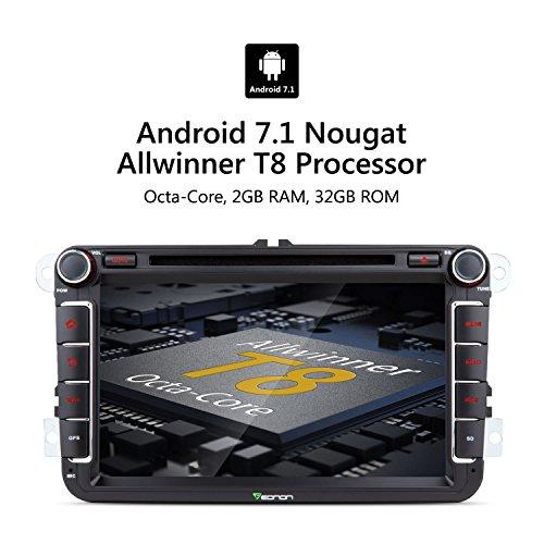 hot sale Eonon GA8153A Car Audio Stereo Radio for Volkswagen