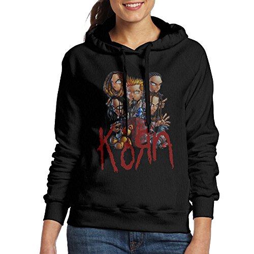 Edgeworth Korn Girl Fashion Hoody Sweatshirts