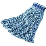 Rubbermaid Universal Headband Blue Blend Mop