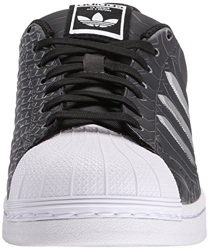 black Blanc white 4 Noir Ctmx Originals Solid Bourgogne Superstar M Us Collã©giale Dark 5 Chaussures Grey Adidas pqwxfaHx