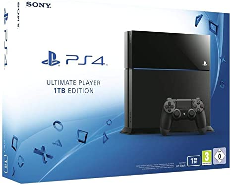 Console PS4 1 To - Ultimate Player Edition [Importación Francesa]: Amazon.es: Videojuegos