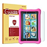 Best Kindle Screen Protectors - Fire Kids Edition Glass Screen Protector, OMOTON Tempered Review